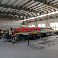 Municipal sewage filter press
